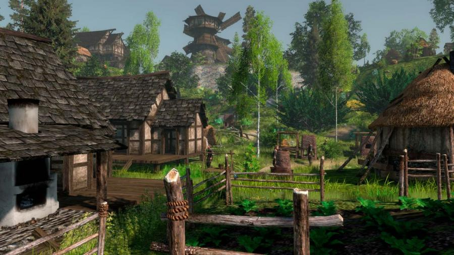 Life is Feudal - Forest Village (Steam Gift Key) Screenshot 1