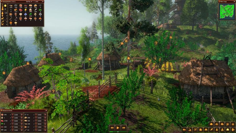 Life is Feudal - Forest Village (Steam Gift Key) Screenshot 6