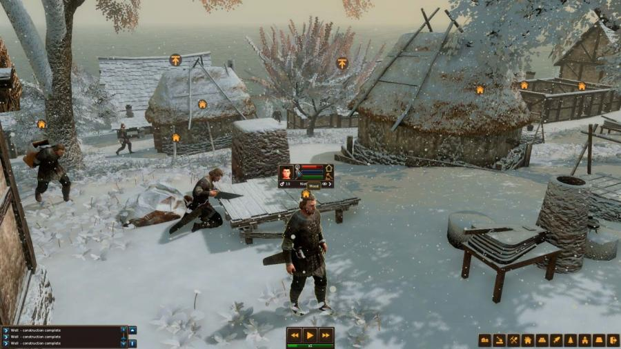 Life is Feudal - Forest Village (Steam Gift Key) Screenshot 2