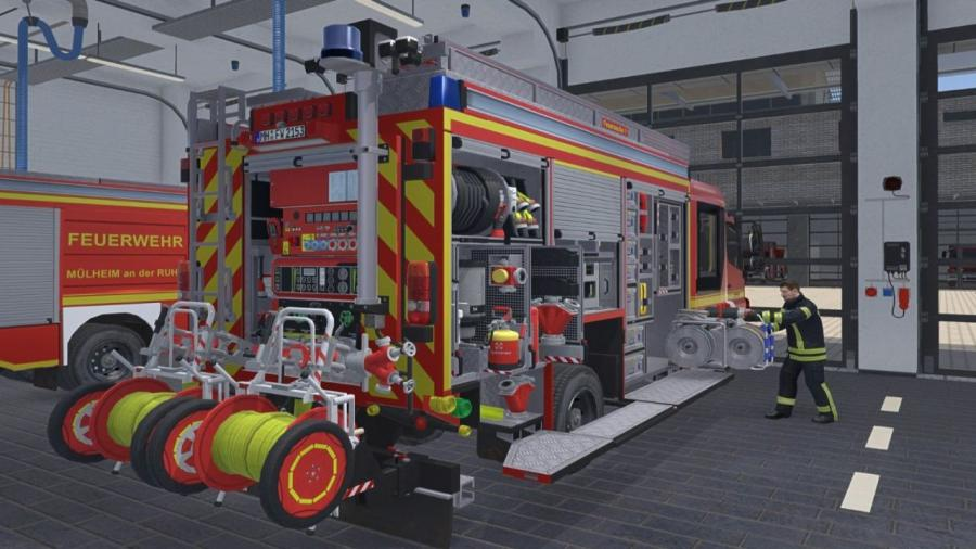 Emergency Call 112 - The Fire Fighting Simulation Screenshot 5