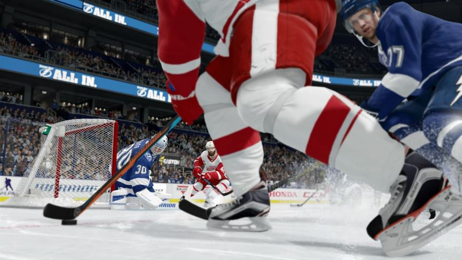 NHL 17 - Xbox One Account Unlock Screenshot 6