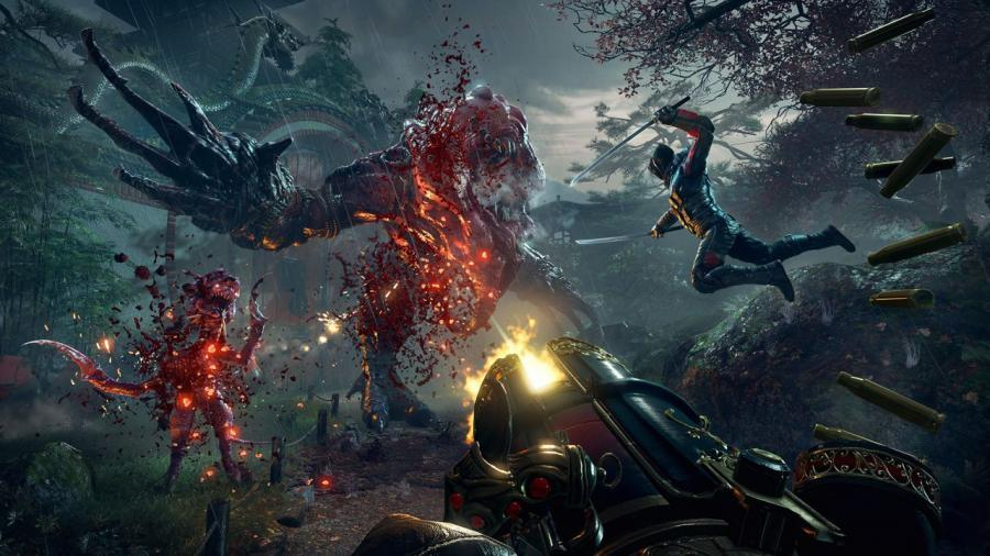 Shadow Warrior 2 Deluxe Edition (Steam Gift Key) Screenshot 6