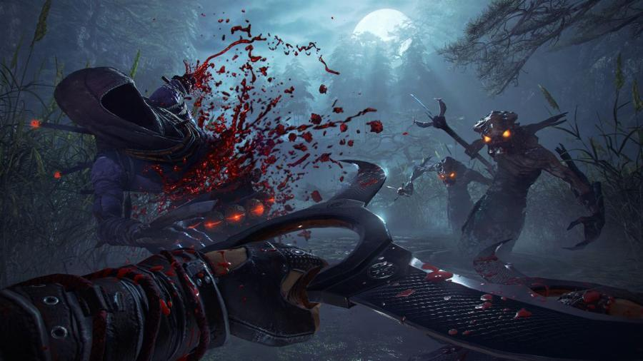 Shadow Warrior 2 Deluxe Edition (Steam Gift Key) Screenshot 8