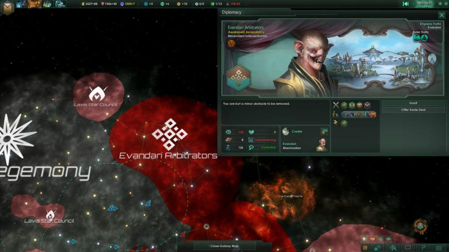 Stellaris - Leviathans Story Pack Screenshot 5
