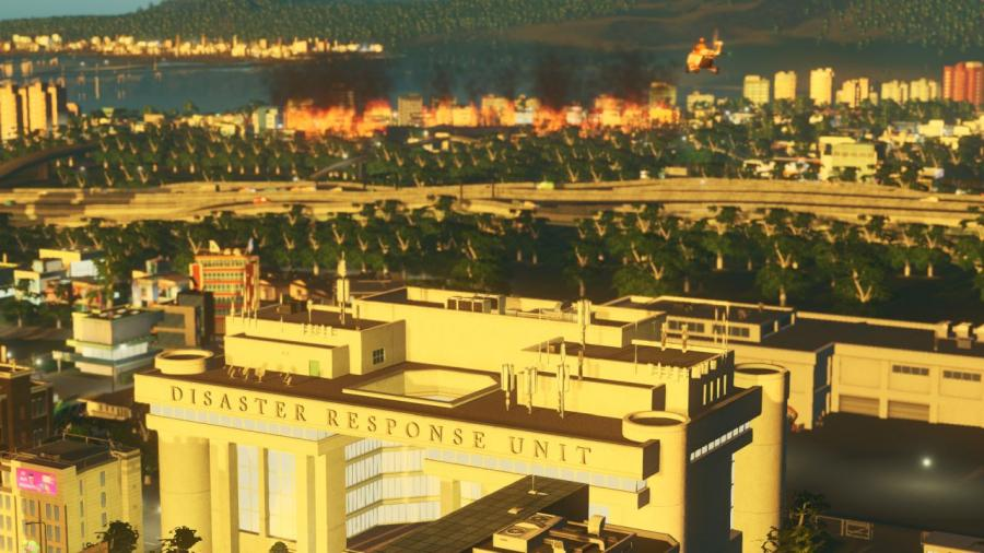 Cities Skylines - Natural Disasters (Expansion) Screenshot 4
