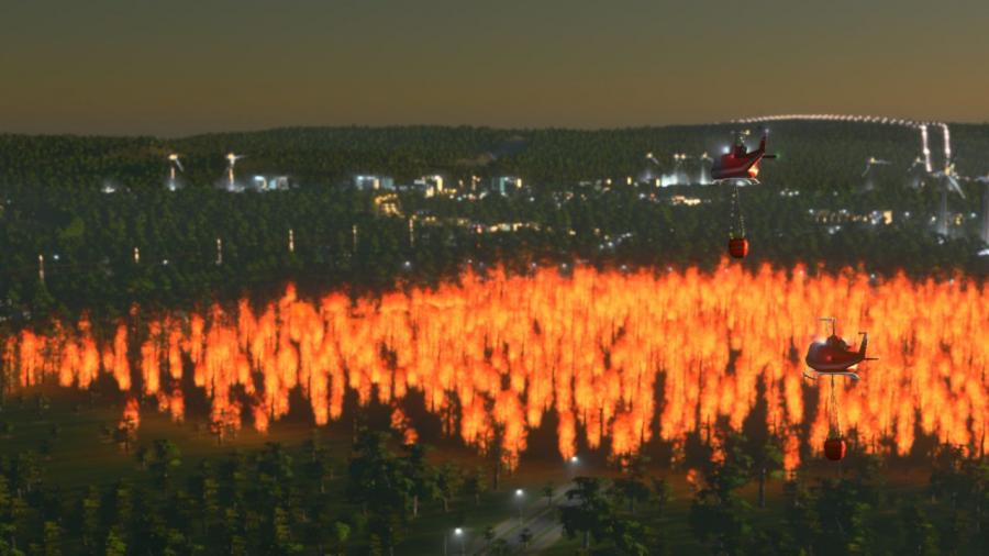 Cities Skylines - Natural Disasters (Expansion) Screenshot 3