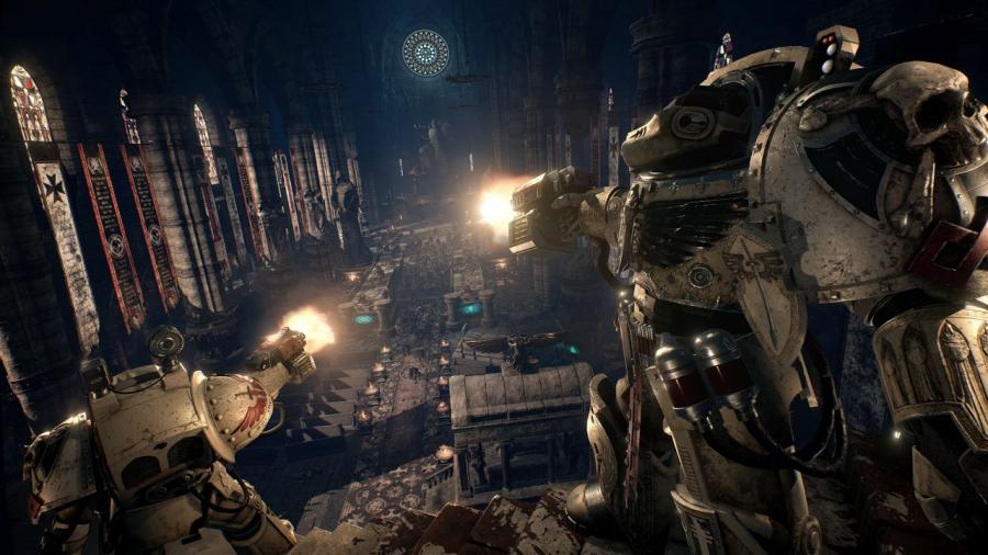 Space Hulk - Deathwing Screenshot 5