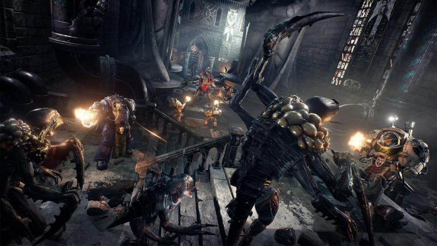 Space Hulk - Deathwing Screenshot 8