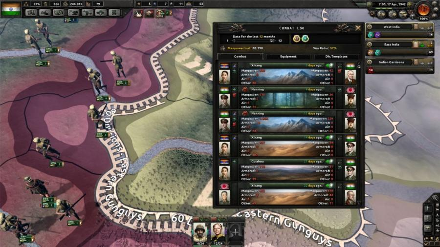 Hearts of iron iv together for victory expansion screenshot 8