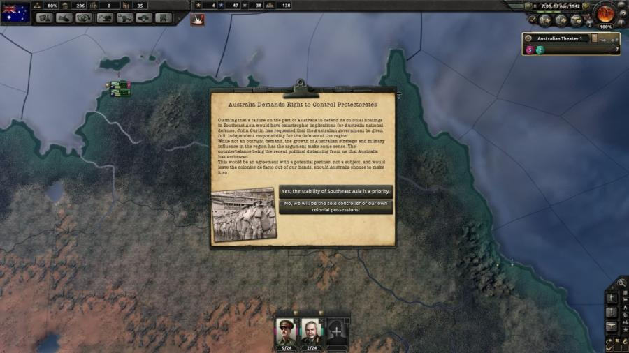 Hearts of Iron IV - Together for Victory (Expansion) Screenshot 6