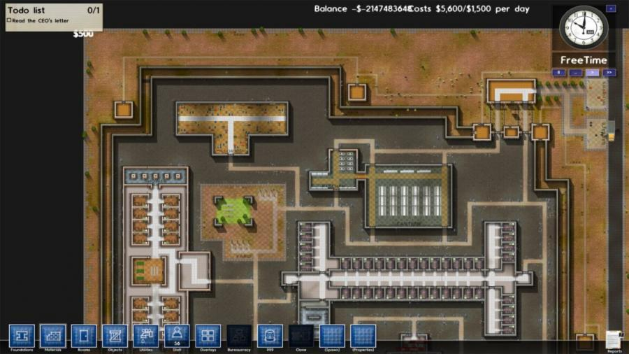 Prison Architect Screenshot 8