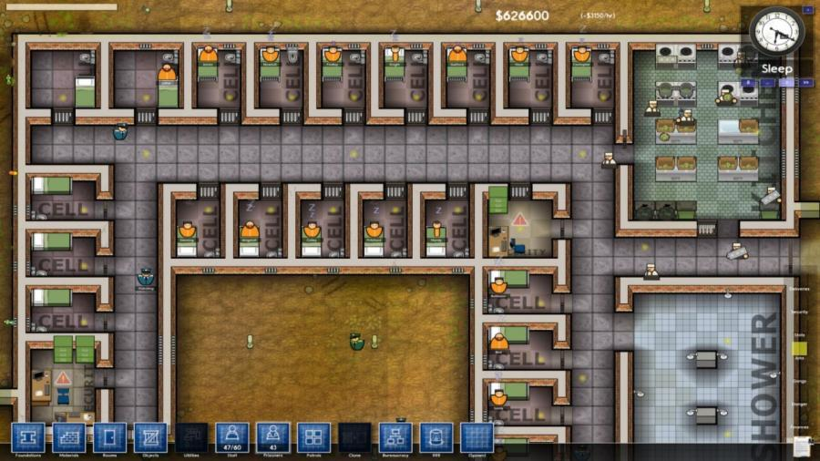 Prison Architect Screenshot 6
