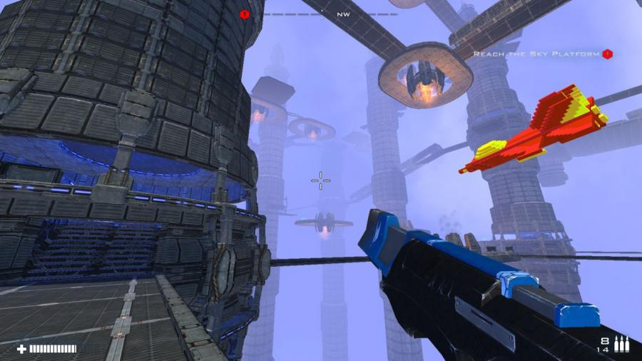 Bedlam Screenshot 1