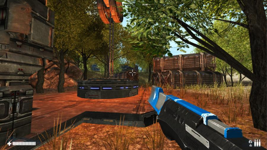 Bedlam Screenshot 8