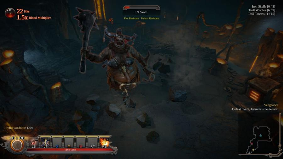 Vikings - Wolves of Midgard Screenshot 6