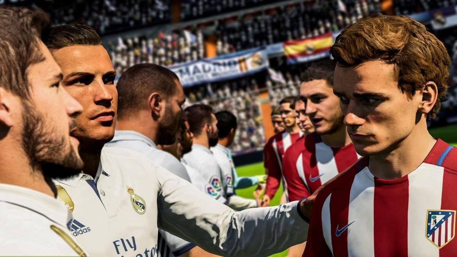 FIFA 18 Screenshot 3