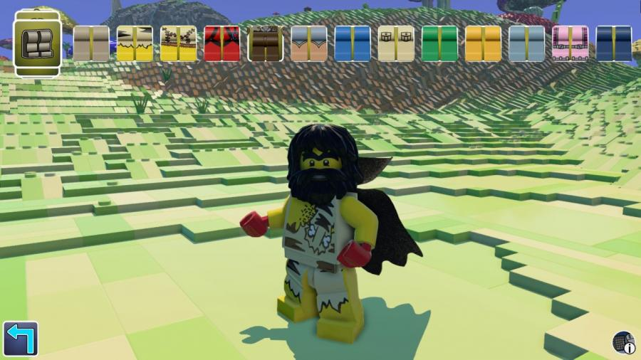 LEGO World Screenshot 2