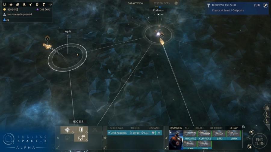 Endless space 2 скачать бесплатно онлайновую игру на компьютер