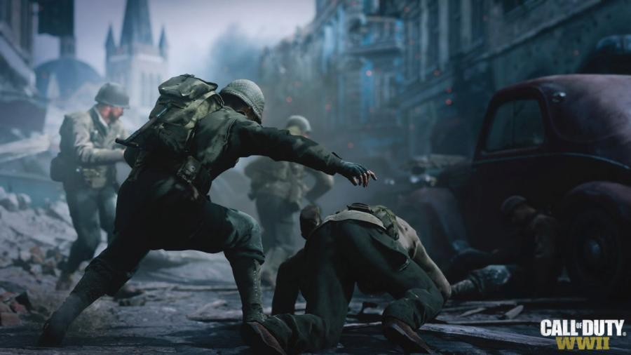 Call of Duty WW2 - Digital Deluxe Edition Screenshot 5