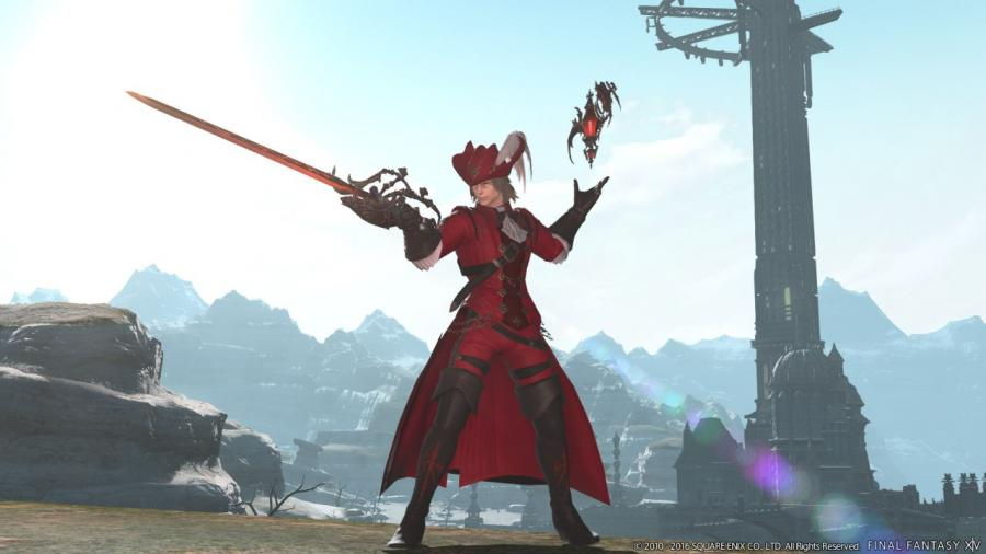 Final Fantasy XIV - Stormblood (Expansion) Screenshot 1