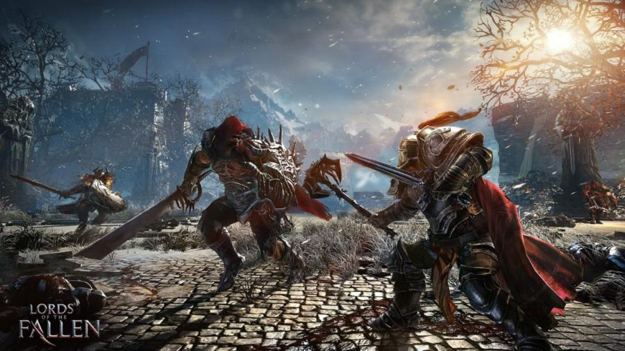 Lords of the Fallen - Digital Deluxe Edition Screenshot 4