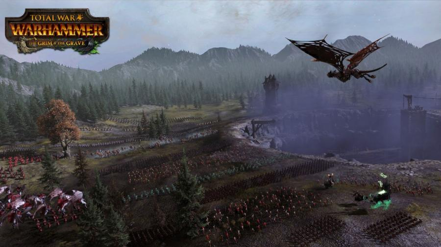 Total War Warhammer - The Grim and the Grave DLC Screenshot 5