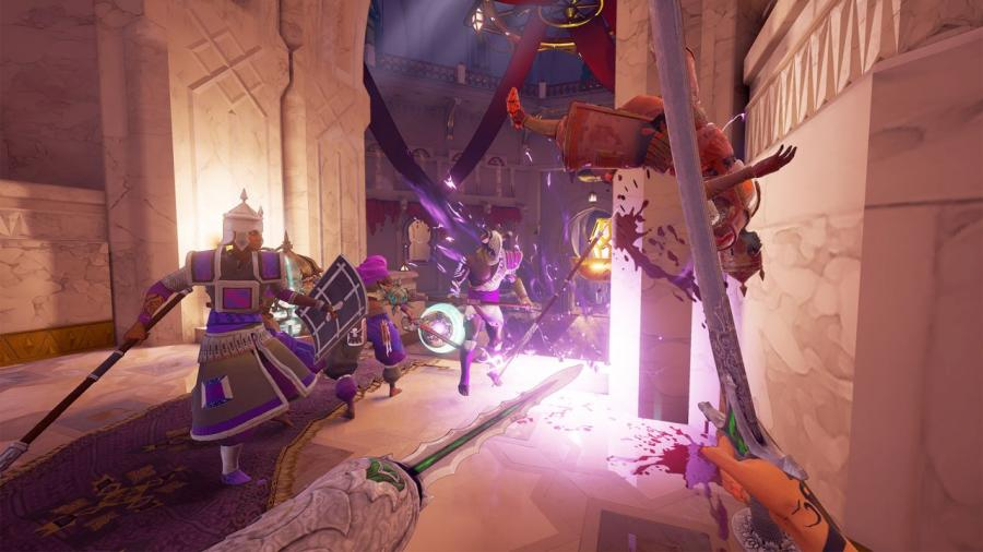 Mirage Arcane Warfare Screenshot 1