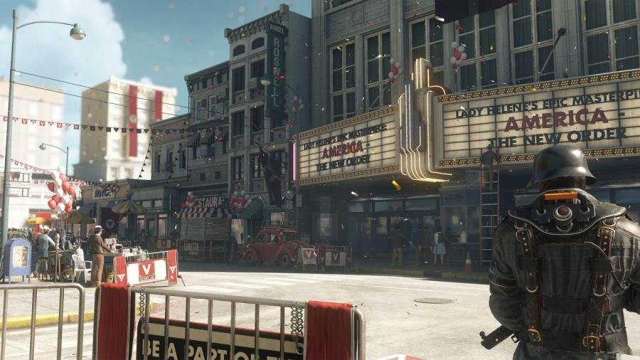 Wolfenstein II - The New Colossus Screenshot 3