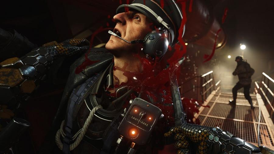 Wolfenstein II - The New Colossus Screenshot 4