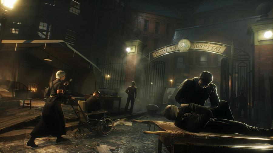 Vampyr Screenshot 4