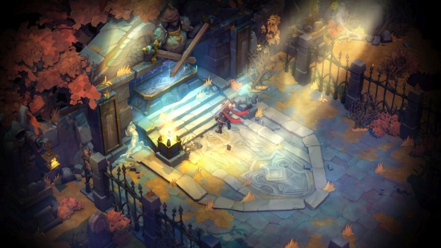 Battle Chasers - Nightwar Screenshot 4