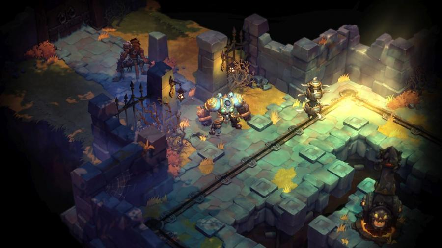Battle Chasers - Nightwar Screenshot 2