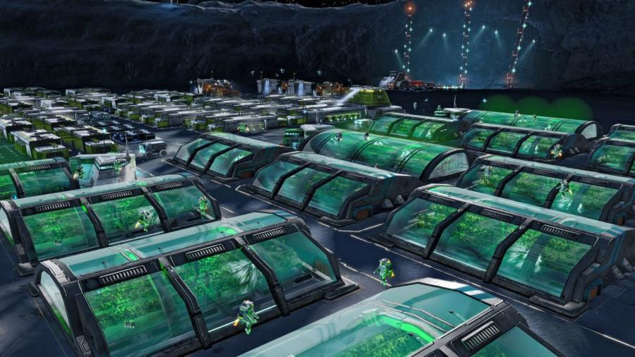 Anno 2205 - Ultimate Edition Screenshot 2