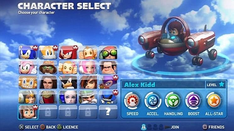 скачать игру Sonic And Sega All Stars Racing через торрент - фото 7