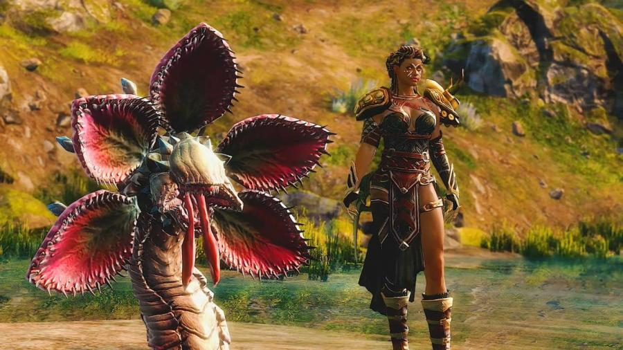 Guild Wars 2 - Path of Fire (Expansion) Screenshot 3