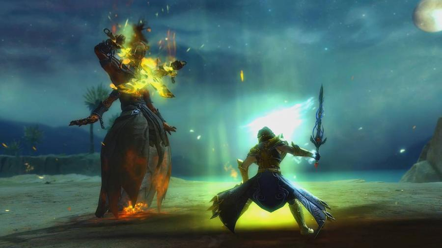Guild Wars 2 - Path of Fire (Expansion) Screenshot 1