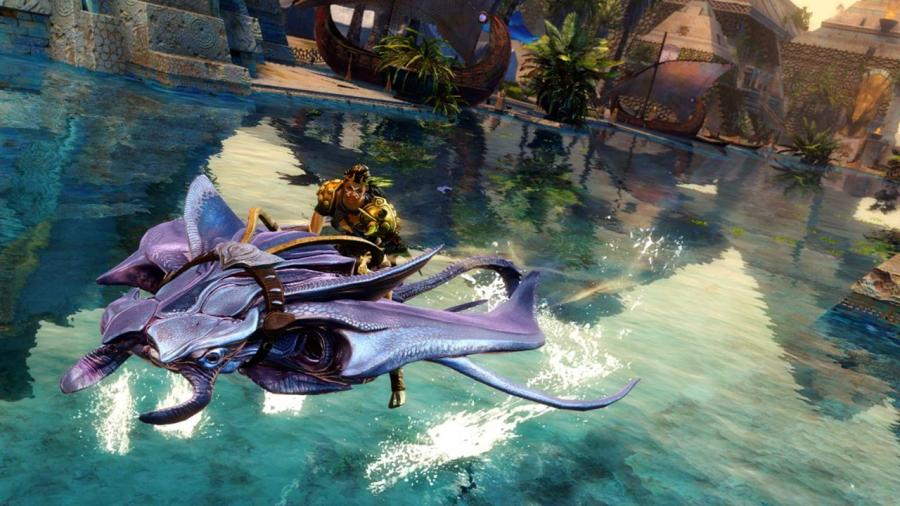 Guild Wars 2 - Path of Fire (Expansion) Screenshot 6