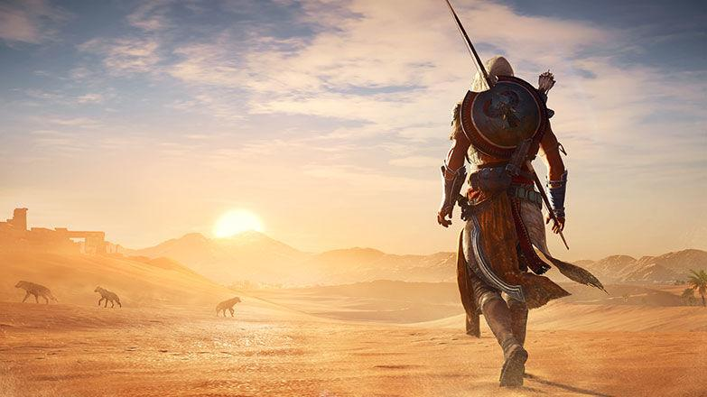 Assassin's Creed Origins - Deluxe Edition Screenshot 8