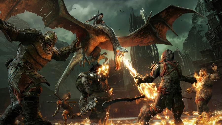 Middle-Earth Shadow of War - Gold Edition Screenshot 2