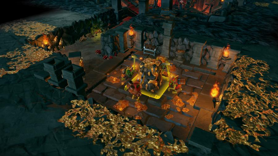 Dungeons 3 Screenshot 5