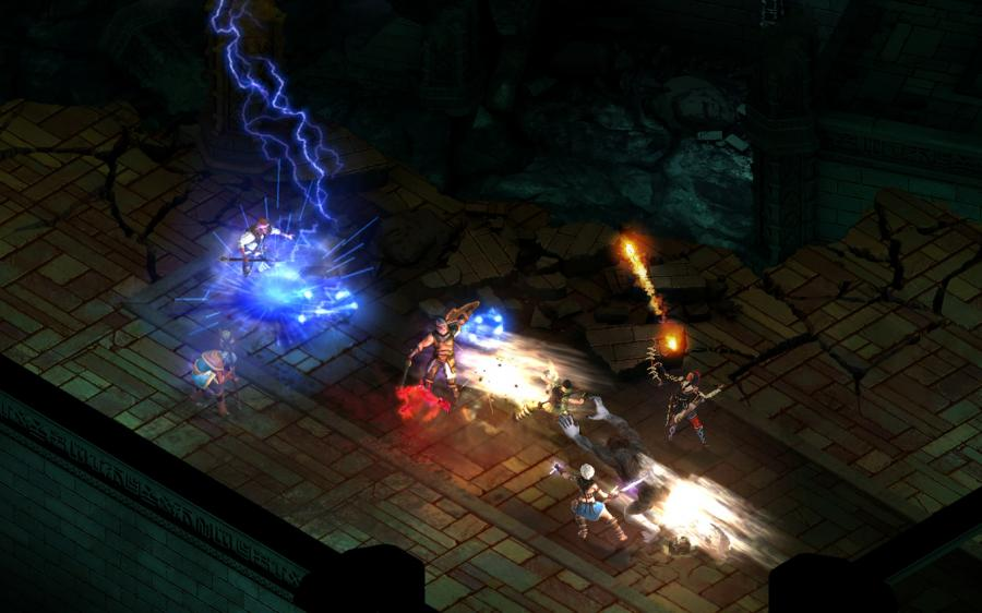 Tyranny - Bastard's Wound (DLC) Screenshot 1
