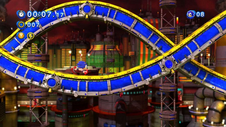 Sonic Generations Collection Screenshot 5
