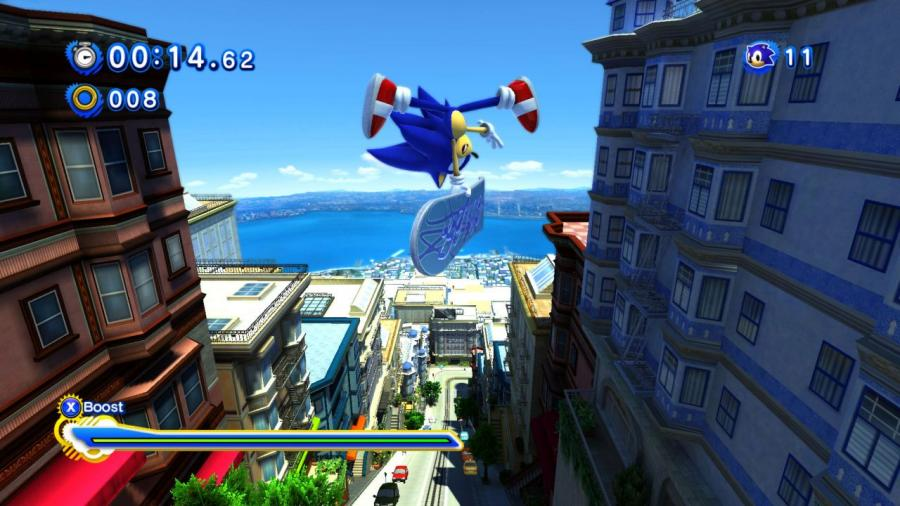 Sonic Generations Collection Screenshot 4