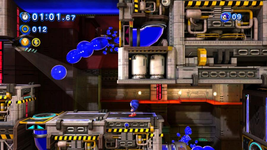 Sonic Generations Collection Screenshot 1