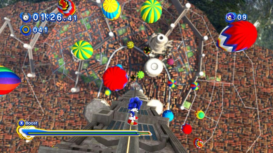 Sonic Generations Collection Screenshot 8