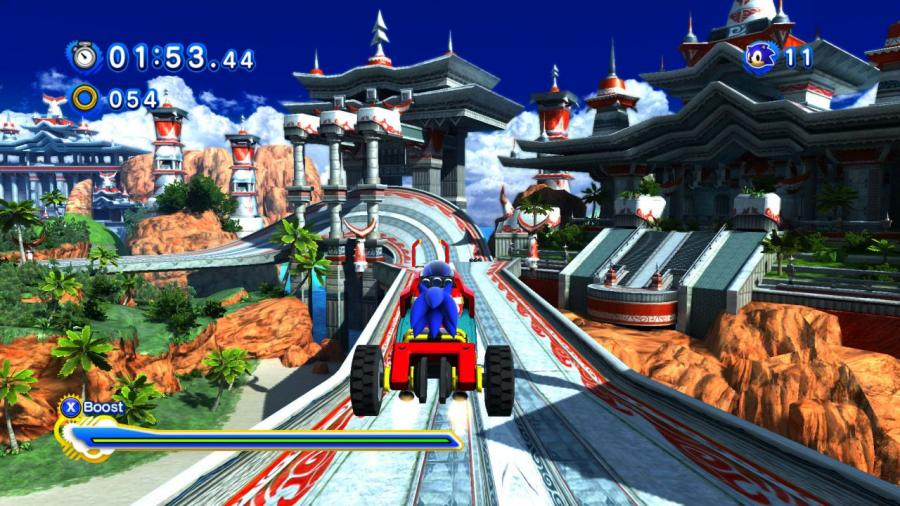 Sonic Generations Collection Screenshot 6