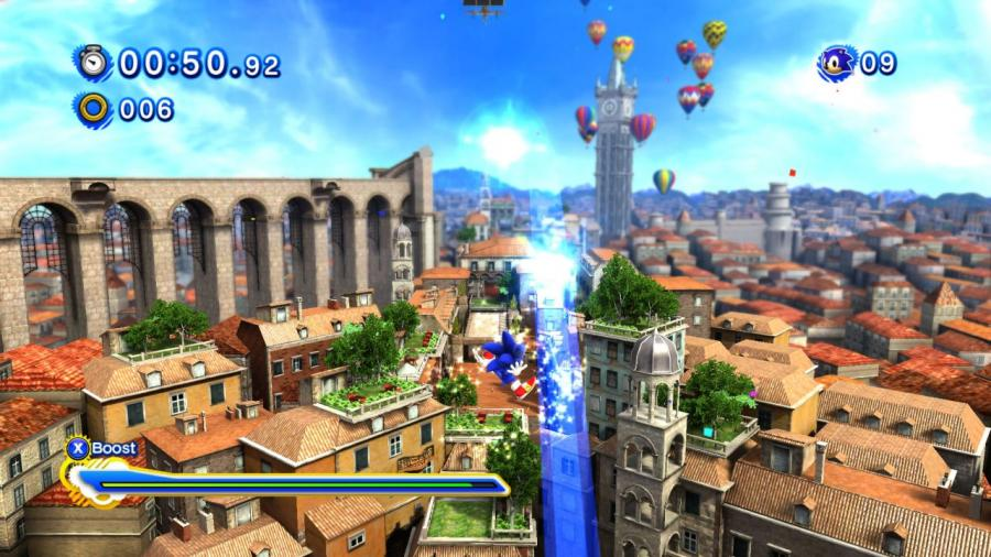 Sonic Generations Collection Screenshot 3