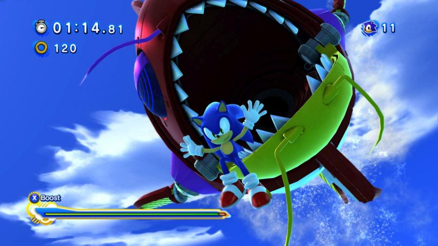 Sonic Generations Collection Screenshot 7