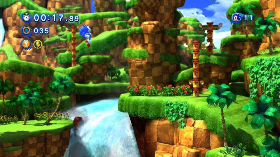 Sonic Generations Collection Screenshot 2