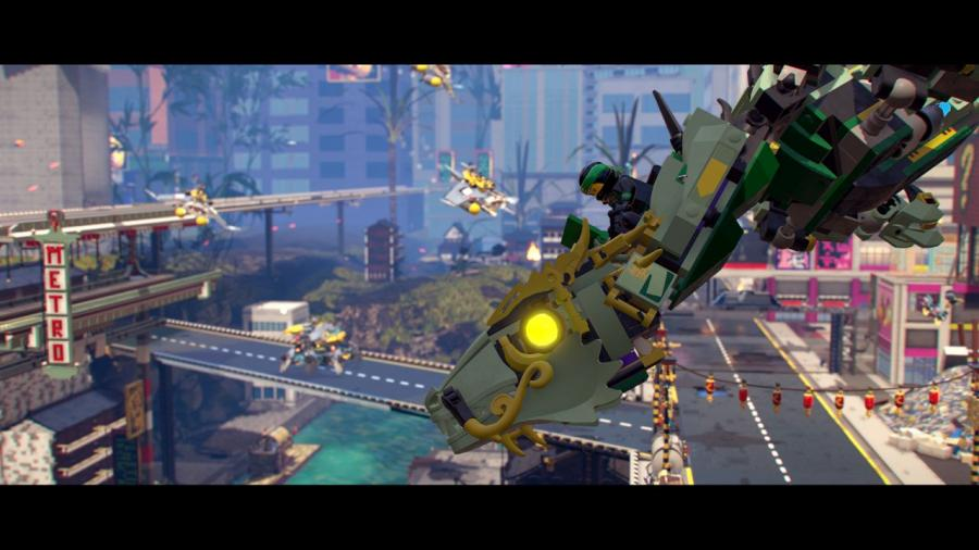 The LEGO Ninjago Movie Video Game Screenshot 7